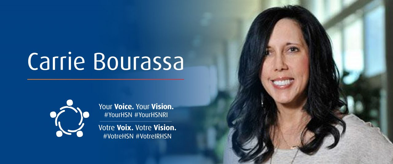 Carrie Bourassa l'Institut de recherches d'Horizon Santé-Nord