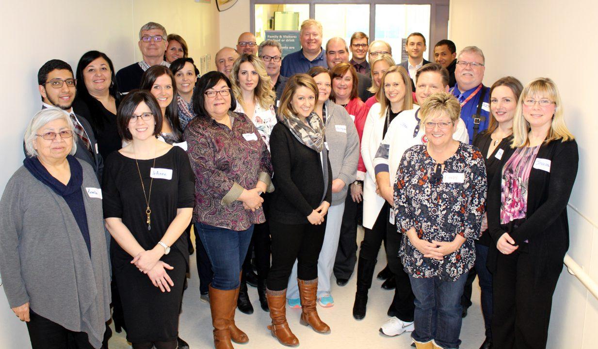 Group photo of Steering Committee